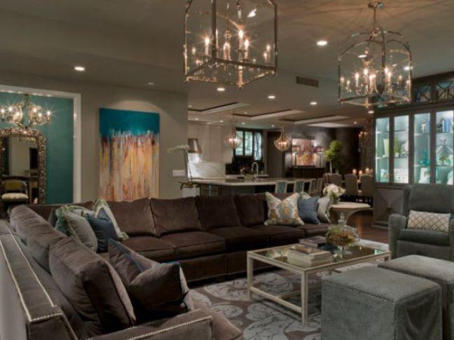 Balancing light fixtures in a room