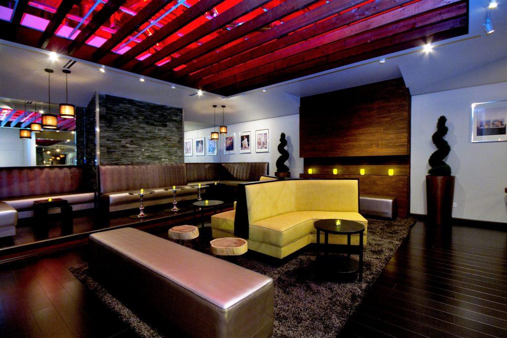 Lake Point Tower Lounge