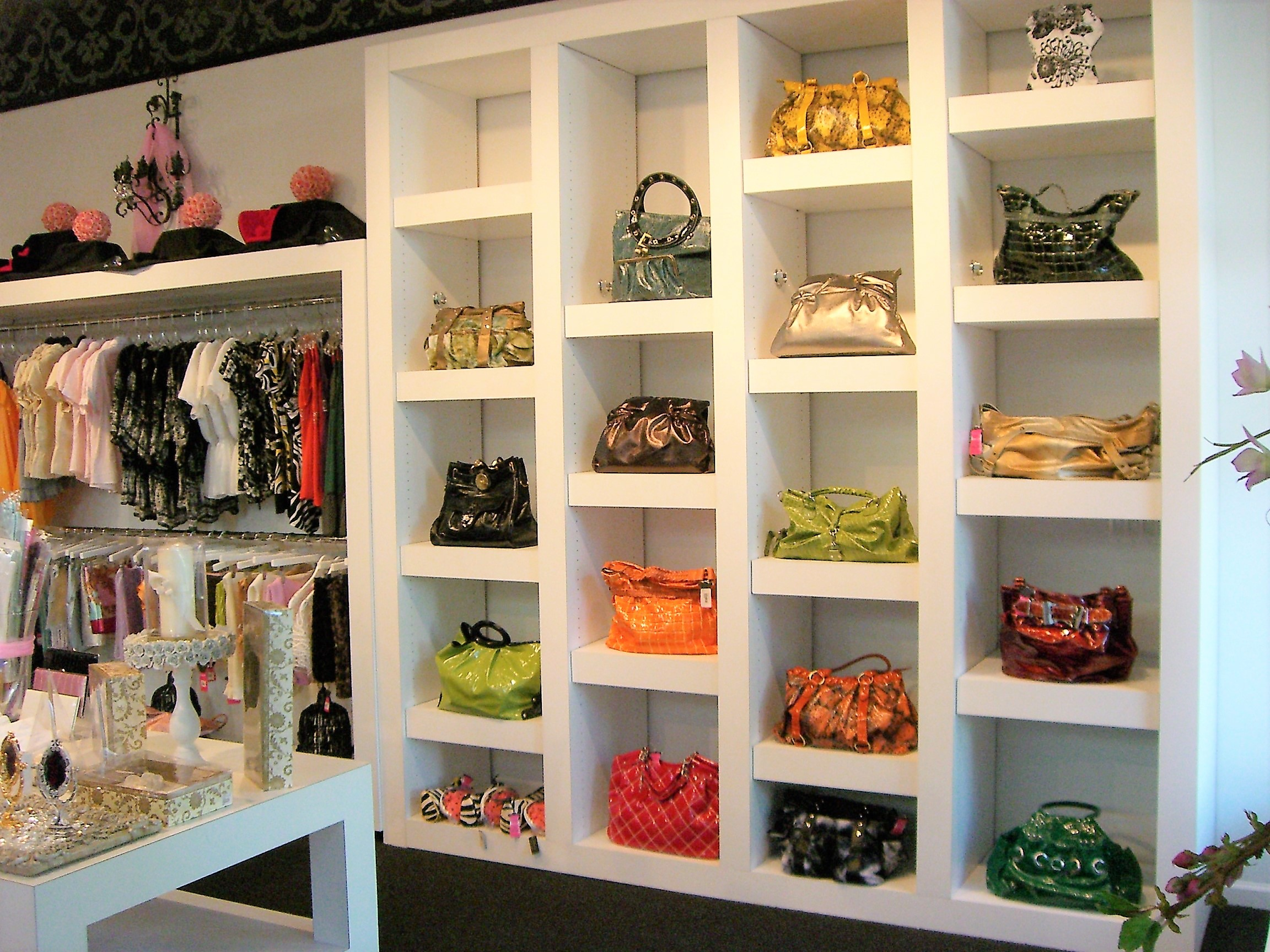 Couture Boutique Interior Design