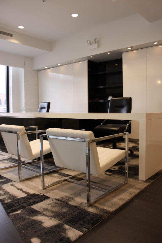 Modern Office Design Chicago